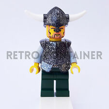 LEGO Minifigures - 1x vik010 - Viking Warrior - Castle Omino Minifig Set 7018