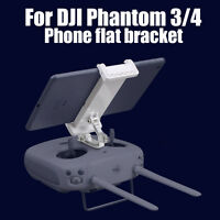 Foldable Tablet Phone Holder Bracket Mount Fit For DJI Phantom 3/4 Inspire Drone