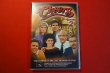 Cheers Season 2 - DVD - Free Postage !!
