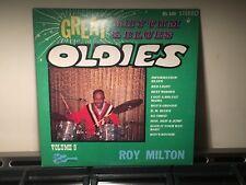ROY MILTON - Volume 9 ~ BLUES SPECTRUM 109 {nm| w/Jack Kelso, Larry Reid ->NICE