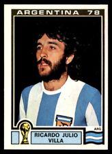 Panini Argentina 78 - Ricardo Julio Villa Argentina No. 53