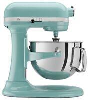KitchenAid 6-Quart Pro 600 Bowl-Lift Stand Mixer | Aqua Sky