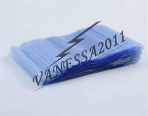 3 Size Clear PVC Protective Plastic Coin Wallets Storage Envelopes Case Bag