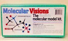 Molecular Visions Flexible Molecular Model Kit Organic Inorganic Organometallic
