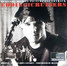 Eddie & the Cruisers [Original Soundtrack] by John Cafferty & the Beaver Brown Band (CD, Dec-1990, Volcano 3)