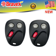 2003-2007 Silverado 1500 2500 3500 for Chevrolet Keyless Remote Control Key Fob