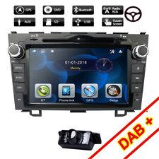 Car Stereo for Honda CR-V CRV 2007-2011 Autoradio GPS Navigation Bluetooth DVD