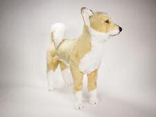 Shiba Inu by Piutre, Hand Made in Italy, Plush Stuffed Animal NWT