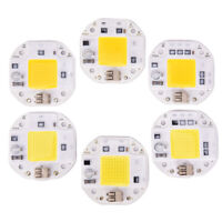 100W 70W 50W 220V COB LED Chip for Spotlight Floodlight LED Light Beads AluminS#