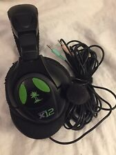 Turtle Beach Ear Force  X12 Xbox360, PS3, And PC Tested