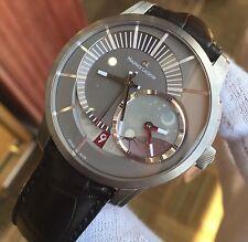 NEW!  Maurice Lacroix Pontos Decentrique GMT PT6108-TT031-391