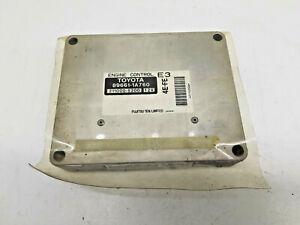 TOYOTA COROLLA ECU ENGINE CONTROL UNIT 89661-1A760 / 211000-5200 nr3849