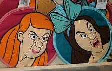 Disney Parks Cinderella Step Sisters Anastasia Drizella Oven Mitt Set Potholder