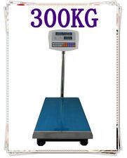 300kg Electronic Computing Digital Platform Scales Weight