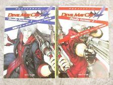 DEVIL MAY CRY 4 Novel Complete Set 1&2 Japan Book KD*