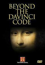 Beyond The Da Vinci Code The History Channel (Dvd, 2005) New