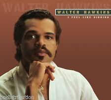 WALTER HAWKINS - I FEEL LIKE SINGING (CD, 2013, Retroactive)  Rare Black Gospel