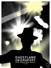 Ghostland Observatory October 2008 LE Concert Poster