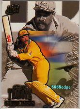 1996 FUTERA CRICKET WORLD CUP TRIBUTE #TC2: DAVID BOON #/4000 AUSTRALIA'S BEST