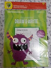 Draw  & Write Reproducable Educational Grades 1-3