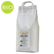 5 kg semola rimacinata biologica di grano duro Senatore Cappelli farina BIO