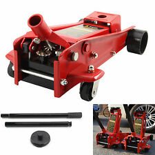 3000KG Cric Martinetto Sollevatore Idraulico a carrello Auto 3T Martinetto Ruote