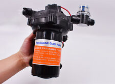 5.5 GPM 12V Marine Pressure Demand Diaphragm Water Pump 60PSI RV Caravan Boat US