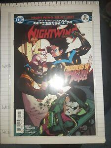 Nightwing #18A (2016 Series, DC Universe ReBirth, June 2017, DC)