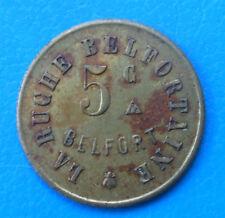 90 Belfort ruche belfortaine 5 centimes Elie 65.1