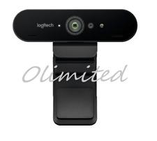 BRAND NEW Logitech BRIO Pro 4K HD Webcam 960-001178 SEALED FAST SHIP IN HAND