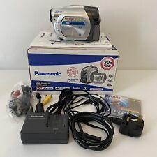 Cámara De Video Panasonic VDR-D160 Cámara De Vídeo Digital Disco DVD