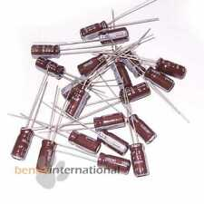 20x 47uf 25V 105°C ELECTROLYTIC CAPACITORS Radial Nippon Chemicon - AUS STOCK