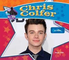 Chris Colfer: Star of Glee (Big Buddy Biographies)-ExLibrary