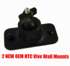2 Wall Mounts for HTC Vive Light House Base Station NEW and SEALED
