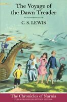 The Voyage of the Dawn Treader by C. S. Lewis 9780007588565   Brand New