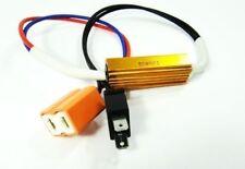 2x Error Free LED Load Resistor H7 For MERCEDES-BENZ Corner Light Wiring Harness