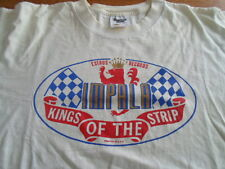 Vintage Impala Kings of the Strip T Shirt Estrus Records XL