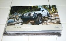 2017 Jeep Wrangler User Guide Owners Manual Set W Case 17 New Sport Sahara
