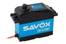 Savöx SW-0240MG Waterproof IP67 Metallgetriebe Großmodell-Servo