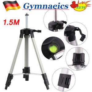 Universal Legierung 1.5M Hohen Stativ Verstellbaren Ständer Für Laser Level