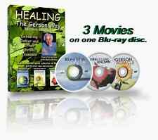 Healing The Gerson Way + The Gerson Movie Collection On One Blu- Ray Disk