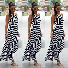 Sexy Womens Celeb Summer Maxi Long Dress Evening Party Beach Dress Sundress
