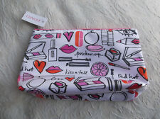New with Tag Clinique Pinks Cosmetic/Make-up/Wash Bag   Christmas ?