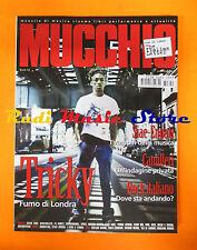 Rivista MUCCHIO SELVAGGIO 648/2008 Tricky Le Luci Della Centrale Elettrica No cd