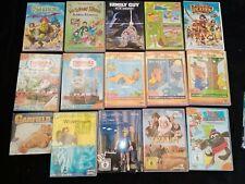 35 Kinder DVD`s + Blu Rays  Walt Disney ,Sendung mit der Maus ,Shrek ua Sammlung