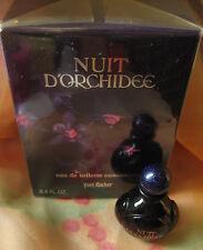 2 x Nuit d´ Orchidee Parfum Yves Rocher :1 Eau de Toilette 100ml neu Box +1 Mini