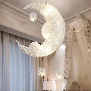 Deckenlampe Kinder Hängeleuchte Pendelleuchte Modern Sterne Kinderzimmer Lampe