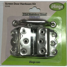 Screen Door Spring Hinge, SDHK - Marine Grade Stainless Steel # 316