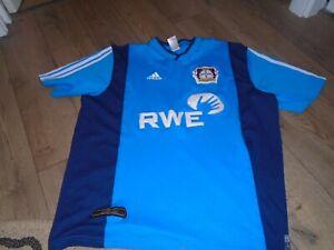 Bayer Leverkusen Memorabilia Football Shirts (German Clubs) for ...