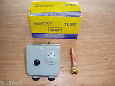 IMIT Dual Twin Control Limit Immersion Thermostat Stat Oil Fired Boiler TLSC new